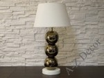 PERLA III gold table lamp 71cm [AZ02480]