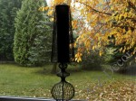 NOSTALGIA black floor lamp 100cm [AZ01602]