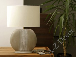 VEGETAL Grand table lamp 80cm [AZ02599]