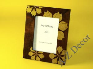 ESTRELLA photo frame with printed decoration [002825]