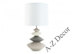 Ceramic IZA bedroom lamp 55cm [AZ02430]