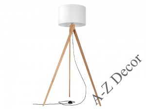 LEOCADIA floor lamp on tripod 160cm [001636]