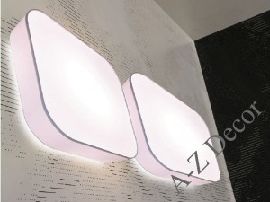 SHAPE ceiling plafond 50cm with diffuser [AZ02677]