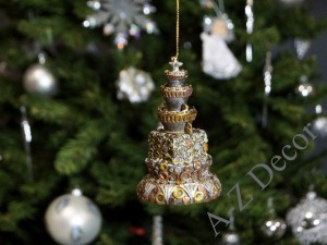 FONTANNA cake - X'mas hanging decoration [AZ00926]