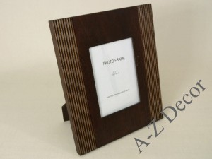 Decorated PLISADO photo frame 30cm [002950]