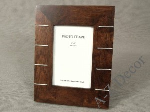 Wooden photo frame 18x23cm [AZ00354]