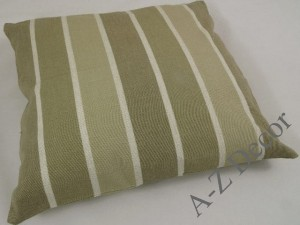Square OLIVE GROVE cushion cover 45cm [AZ01174]