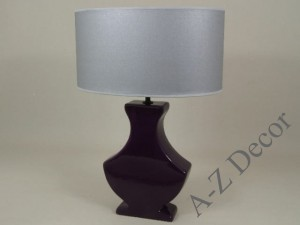 Violet IVETTE bedroom lamp 50cm [AZ01103]