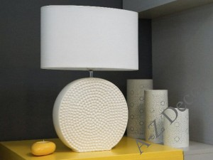 NOEMI table lamp 40x18x55cm [AZ01886]