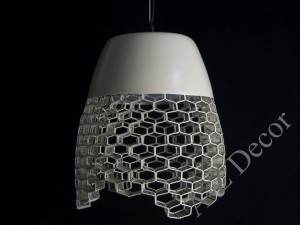 High Boy khaki pendant lamp 38cm [AZ02312]