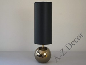 Gold NEVE bedroom lamp 52cm [AZ02242]