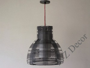 Urban gray pendant lamp 37cm [AZ02299]