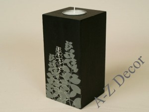 PRADO T-light candle holder 15cm [AZ00592]