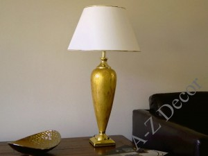 Gold TRIANON table lamp 73cm [AZ02324]
