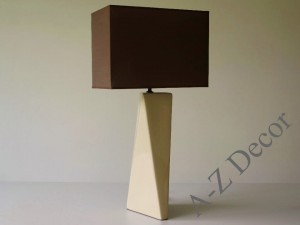 HEDRA table lamp 35x18x68cm [AZ02112]