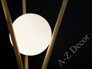MOON floor lamp 65x56x212cm [AZ02471]