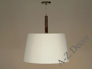 LOOP CHOCOLATE beige pendant lamp 55cm [AZ02568]