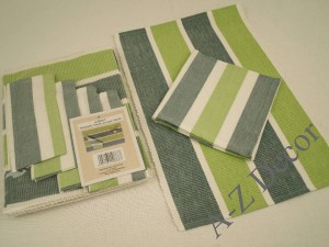 Cotton table set 8 pcs [AZ00868]