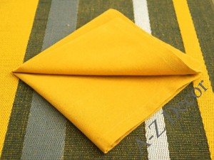 Honey cotton napkins 6 pieces [AZ02120]