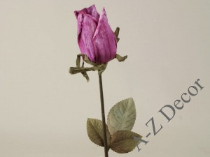 Plum antique rose 63cm [AZ01682]