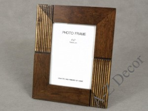 PLISADO wooden photo frame 29cm [AZ01808]