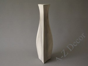 Medium triangular BERMUDAS vase 51cm [000366]