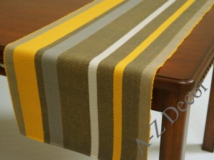 Honey cotton table runner 45x140cm [AZ02138]