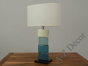 CHANELA AZ table lamp 61cm [AZ02573]