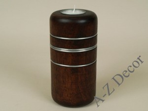 Tealight candle holder 8x15cm [AZ00604]