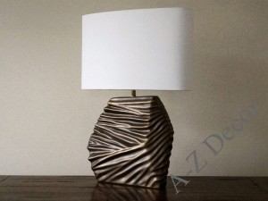 DUNE ceramic table lamp 65cm [AZ02472]