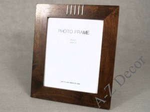 Wooden photo frame 28x33cm [AZ01807]