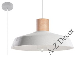 ARIANA concrete suspension lamp [004378]
