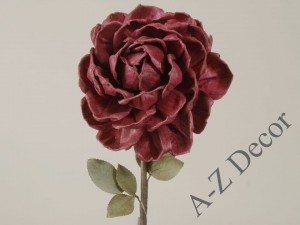 Antique rose 81cm [AZ01677]