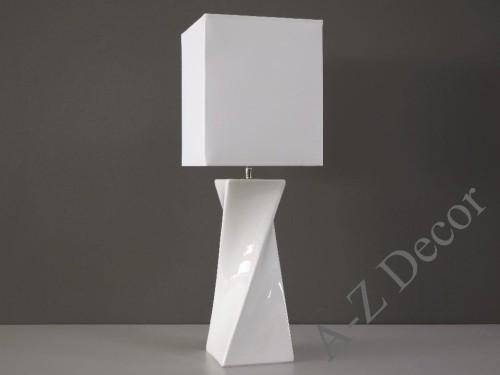 Ceramiczna Lampa Stołowa Twiss 73cm Az02397 W Kategorii Lampy Stołowe