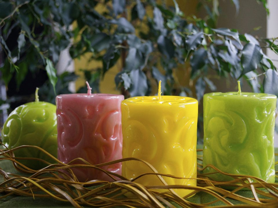 Candles - Fiorentino collection